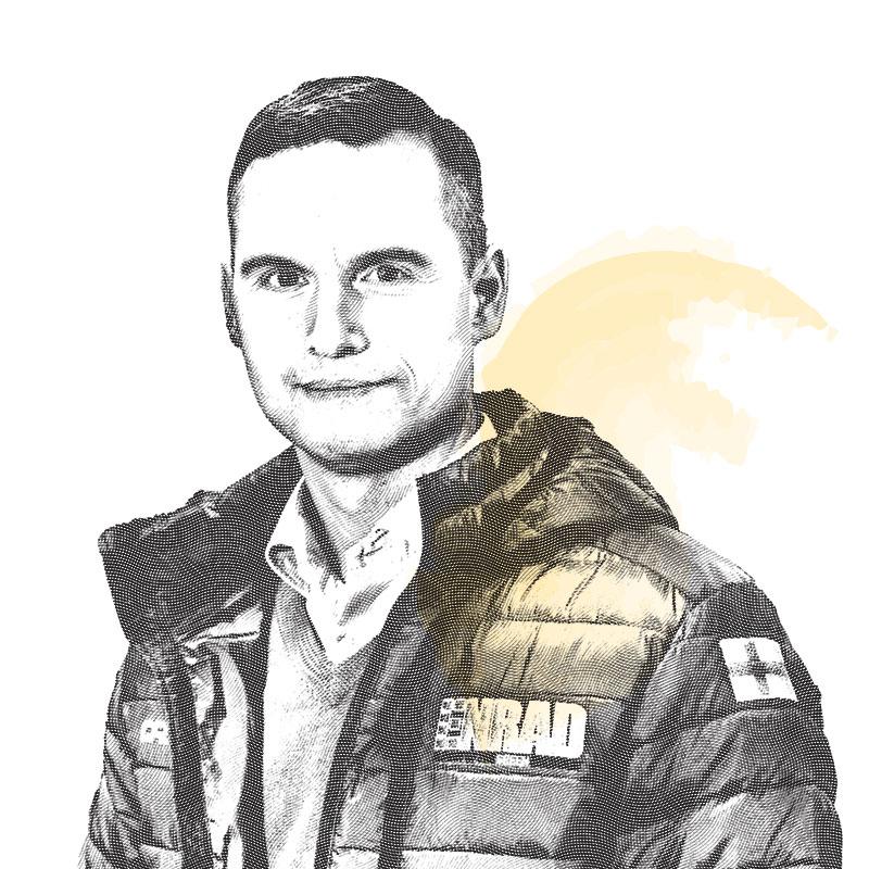 Andreas Bäckäng, Enrad