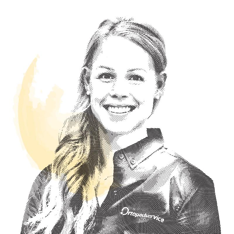 Caroline Eriksson, Ortopedservice