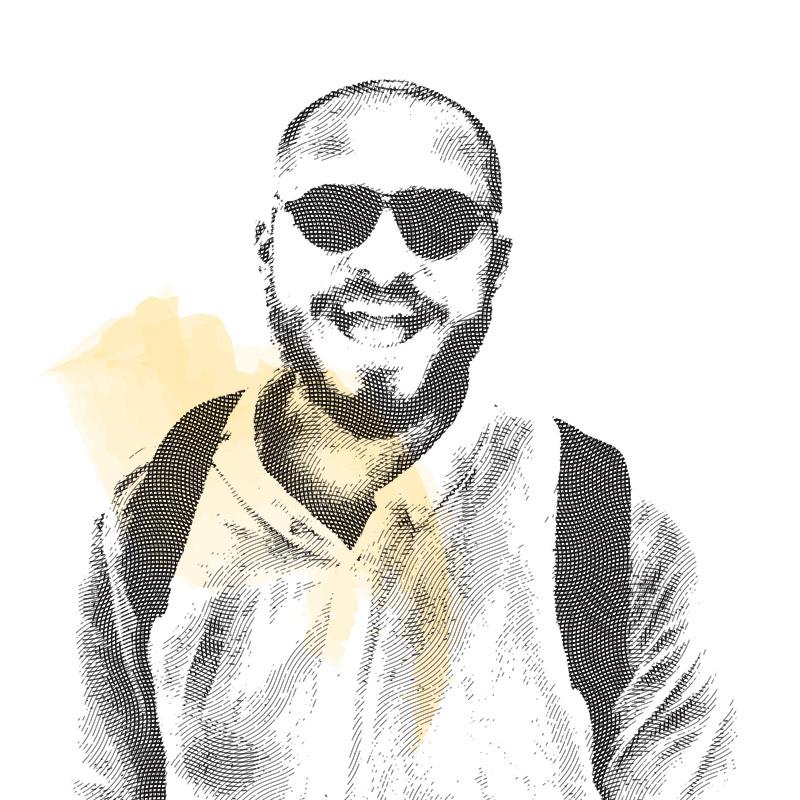 Josef Khaled, Safariresor
